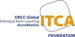 EMCC Global individual team coaching accreditation logo