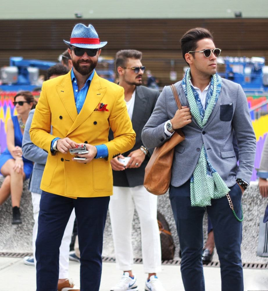 Clothes affect your mood, confidence and performance