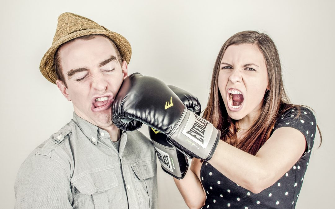 Why We Get Stuck In An Argument, and How To Get Out